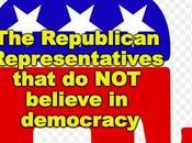 Representatives That Believe Democracy