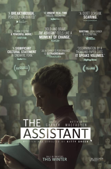 ABC Film Challenge – Catch-Up 2020 – A – The Assistant (2019) Movie Review