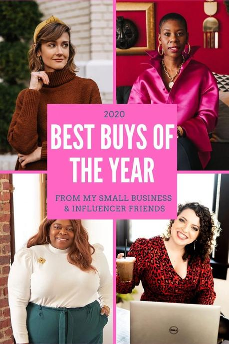 Best Buys of the Year from My Stylish Friends