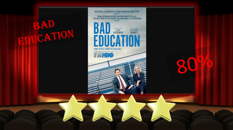 ABC Film Challenge – Catch Up 2020 – B – Bad Education (2019) Movie Review