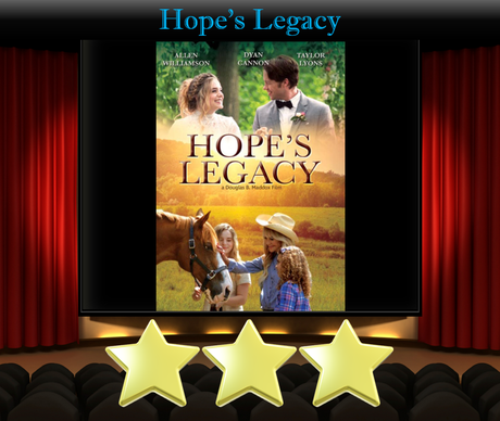 Hope's Legacy (2020) Movie Review