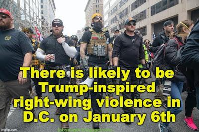 Trump Is Inciting His Supporters To Be Violent On January 6