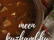 Meen Kuzhambu Beginners Bachelor Kulambu