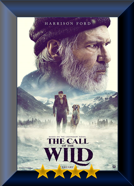 ABC Film Challenge – Catch Up 2020 – C – The Call of the Wild (2020) Movie Review