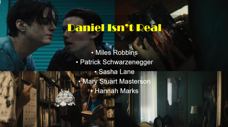 ABC Film Challenge – Catch Up 2020 – D – Daniel Isn't Real (2019) Movie Review