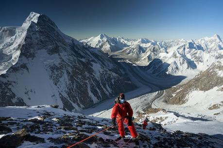 Winter Expeditions Make Steady Progress on K2