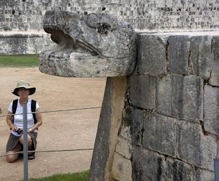 CHICHEN ITZA: At the Heart of Mexico's Ancient Mayan World, by Caroline Arnold at The Intrepid Tourist