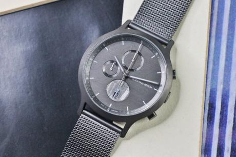 The Lilienthal Berlin Chronograph Limited Edition Meteorite in Review