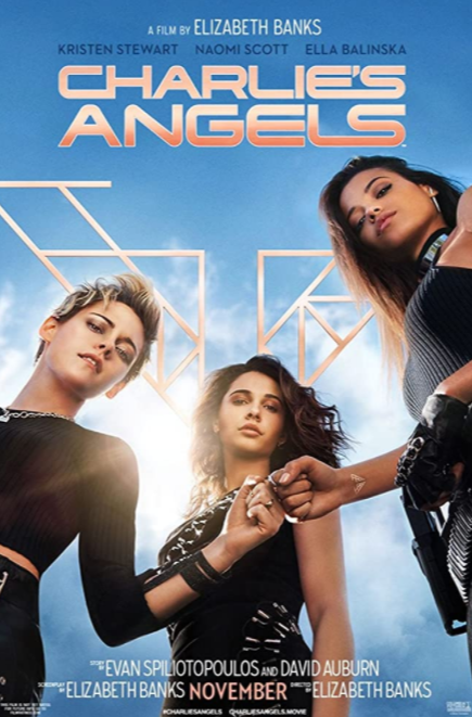 ABC Film Challenge – Catch-Up 2020 – E – Charlie's Angels (2019) Movie Review