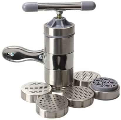 Best Noodle Press Machine: Newcreative Stainless Steel