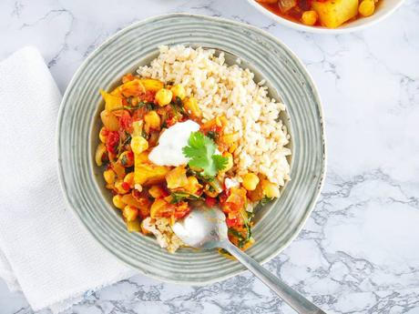 25 Vegetarian Indian Recipes With a Healthy Makeover