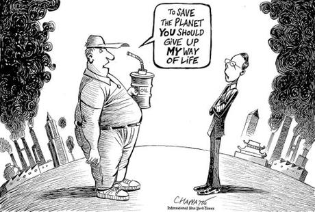 Cartoon guide to biodiversity loss LXIV