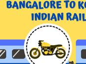 Transfer Bike From Bangalore Kolkata Train Step Guide