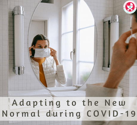 The world has changed a lot in a year, and some changes are long term. Here are some tips for thriving while adapting to the new normal in a COVID-19 world.