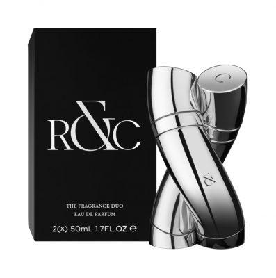 Russell Wilson & Ciara's New Fragrance: R&C The Fragrance Duo