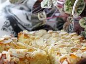 Italian Almond Ricotta Cake with Delicate Hint Citrus, Gluten Free