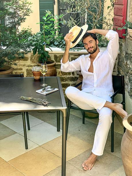 In His Own Words: Model Dean Pelić