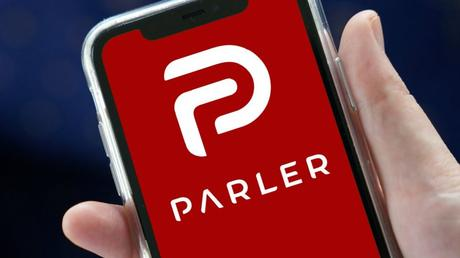 Parler is Shut Down - The first real effect of Saturn in Aquarius?
