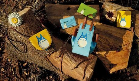 New Loewe x My Neighbor Totoro Collection Combines Luxury & Childlike Whimsy