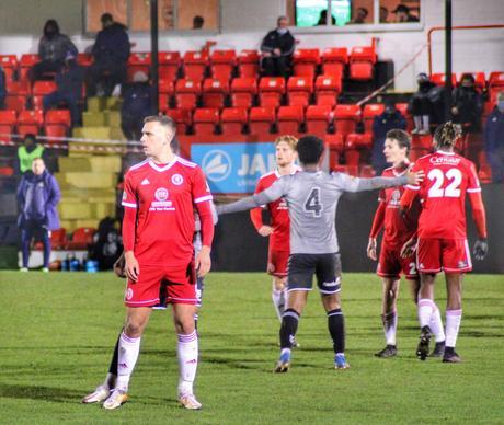 Welling Utd 0 St Albans City 2