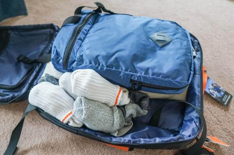 Standard Luggage Co Review – A Large Carry-on Backpack