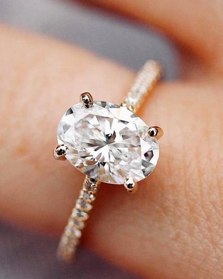 engagement ring insurance simple oval cut rings