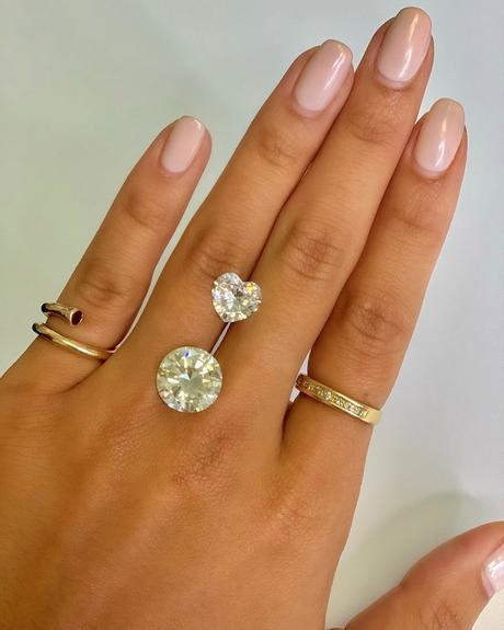 engagement ring insurance round cut rings
