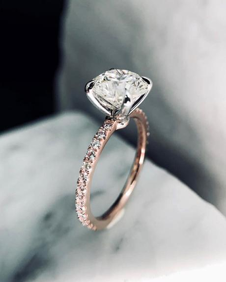 engagement ring insurance rose gold rings