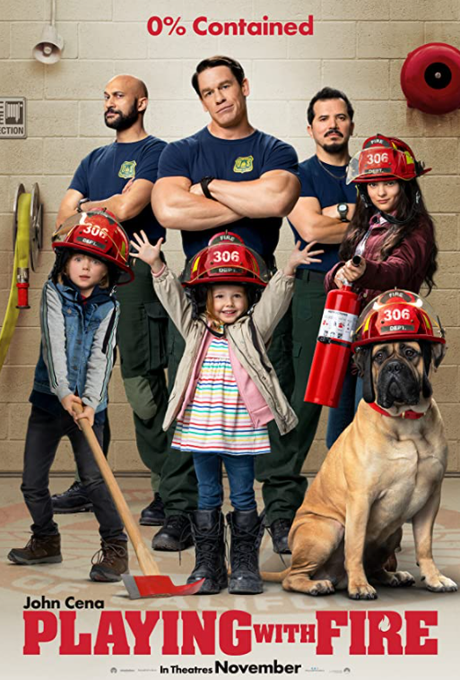 ABC Film Challenge – Catch-Up 2020 – P – Playing with Fire (2019) Movie Review