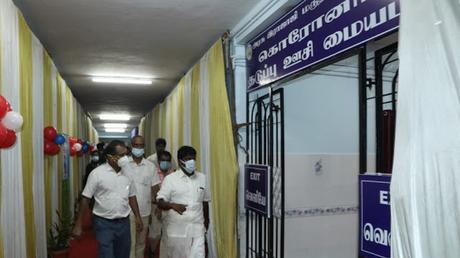 India on vaccination drive .. .. Corona containment, failed Kerala module !!