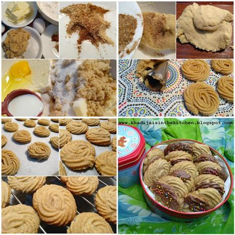 BISCUITS AUX ÉPICES / SPICES COOKIES / GALLETAS DE ESPECIAS /  بسكوي بالبهارات