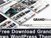 [GPL] Free Download Grand News WordPress Theme v3.4
