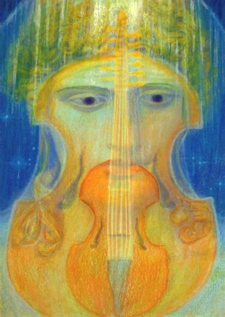 Eleven Aquarius Paintings