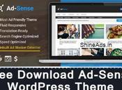 [GPL] Free Download Ad-Sense WordPress Theme v1.4.2