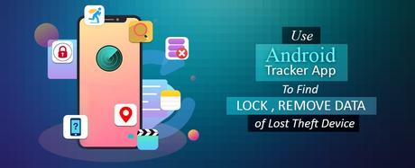 Android Tracker For Lost & Theft Device