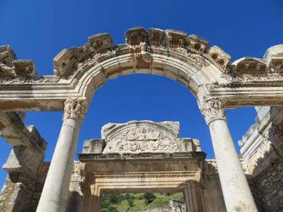 TURKEY:  EPHESUS AND SIGHTS AROUND SELKUK, by Caroline Arnold at The Intrepid Tourist