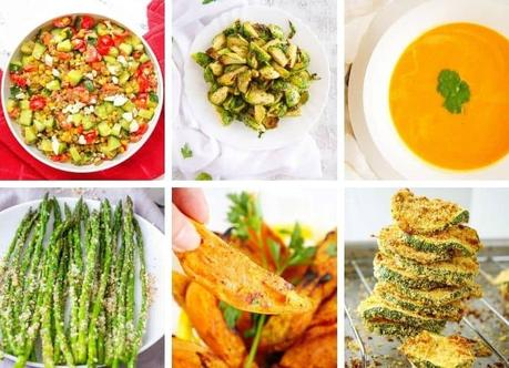 30 Healthy Side Dishes to Amp Up Mealtime