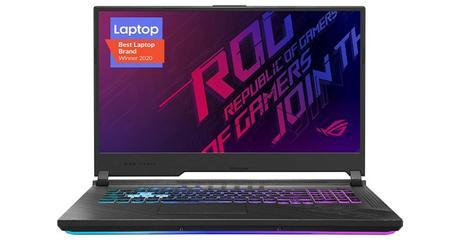 ASUS ROG Strix G17 - Best Laptops For Blender