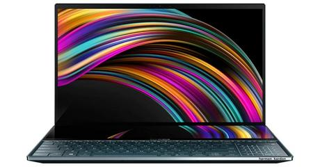 ASUS ZenBook Pro Duo UX581 - Best Laptops For Blender