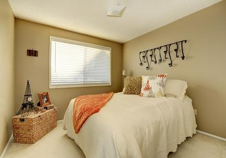 8 Tips for Decorating a Small Bedroom