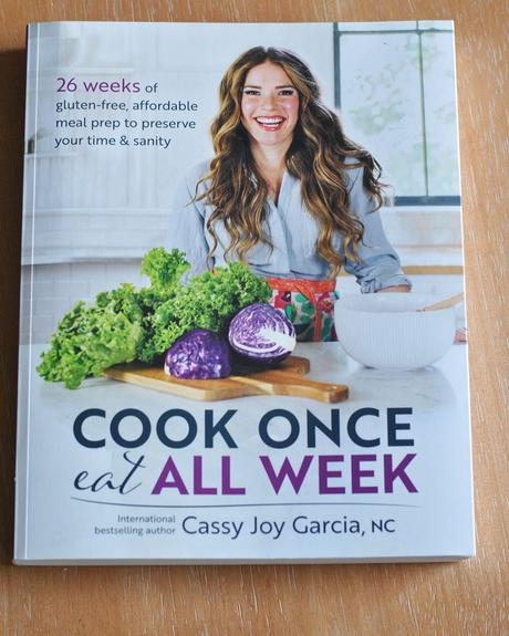 cook once eat all week cookbook