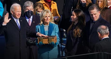 President Biden's Powerful Inaugural Address