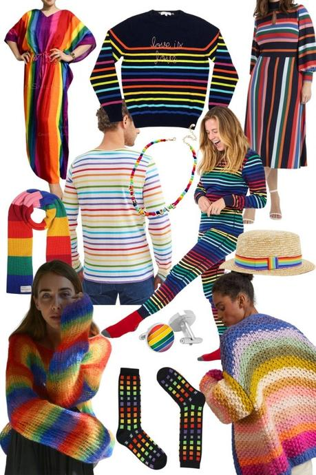 Where To Shop for Rainbow Fashion: 30+ Pride Apparel and Accessories