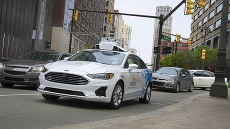 Argo gives its self-driving vehicle hardware a big upgrade