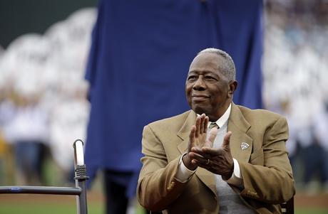 RIP Hank Aaron