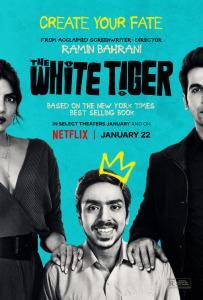 #FridayFakeCinemaClub – Friday 22nd Jan 2021 = The White Tiger: Roundup!