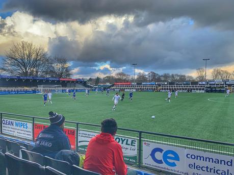 Bromley 1 FC Halifax Town 2
