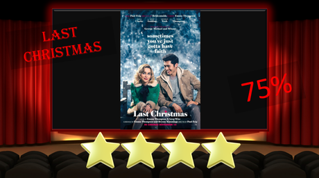 ABC Film Challenge – Catch-Up 2020 – X – Last Christmas (2019) Movie Review