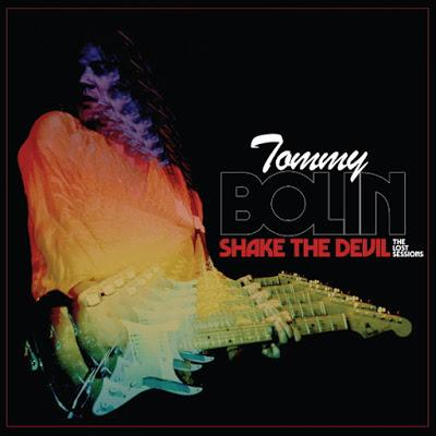 Guitar Legend TOMMY BOLIN Celebrated With New Collection Of Lost Tracks!
