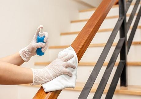 Disinfecting your home can save you from health problems! How?